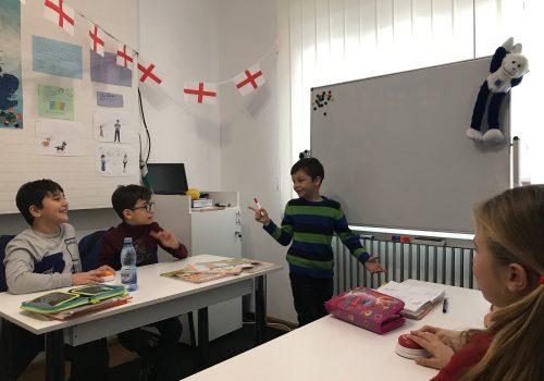 Cursuri engleza Bucuresti scolari