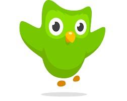 O aplicatie excelenta pentru debutanti, Duolingo copiaza structura jocurilor video pentru a-i antrena pe utilizatori,