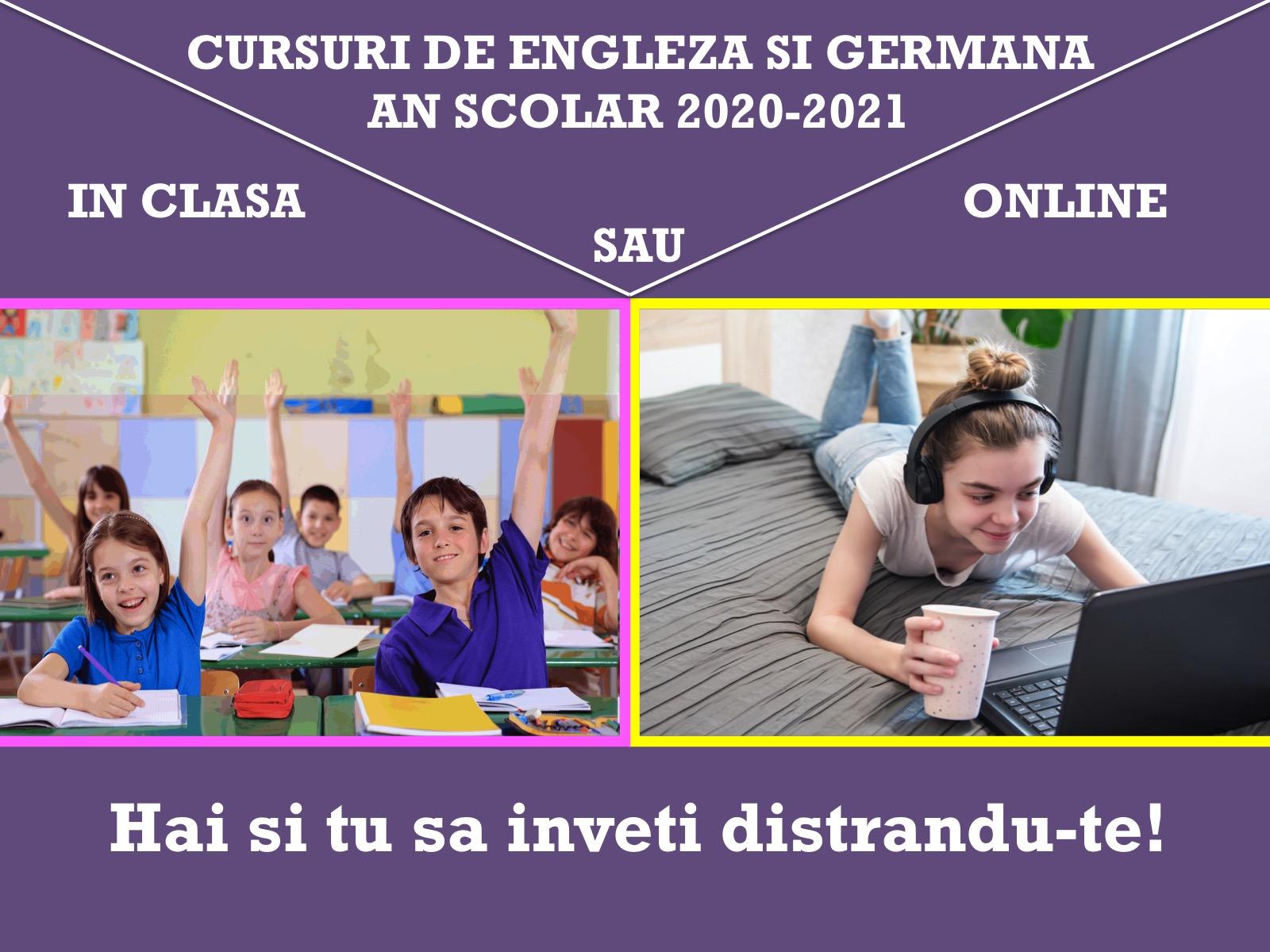 In clasa sau online, expertii Mayflower Centre sunt bucurosi sa ii indrume pe copii in demersul asmiliarii limbilor engleza si germana.
