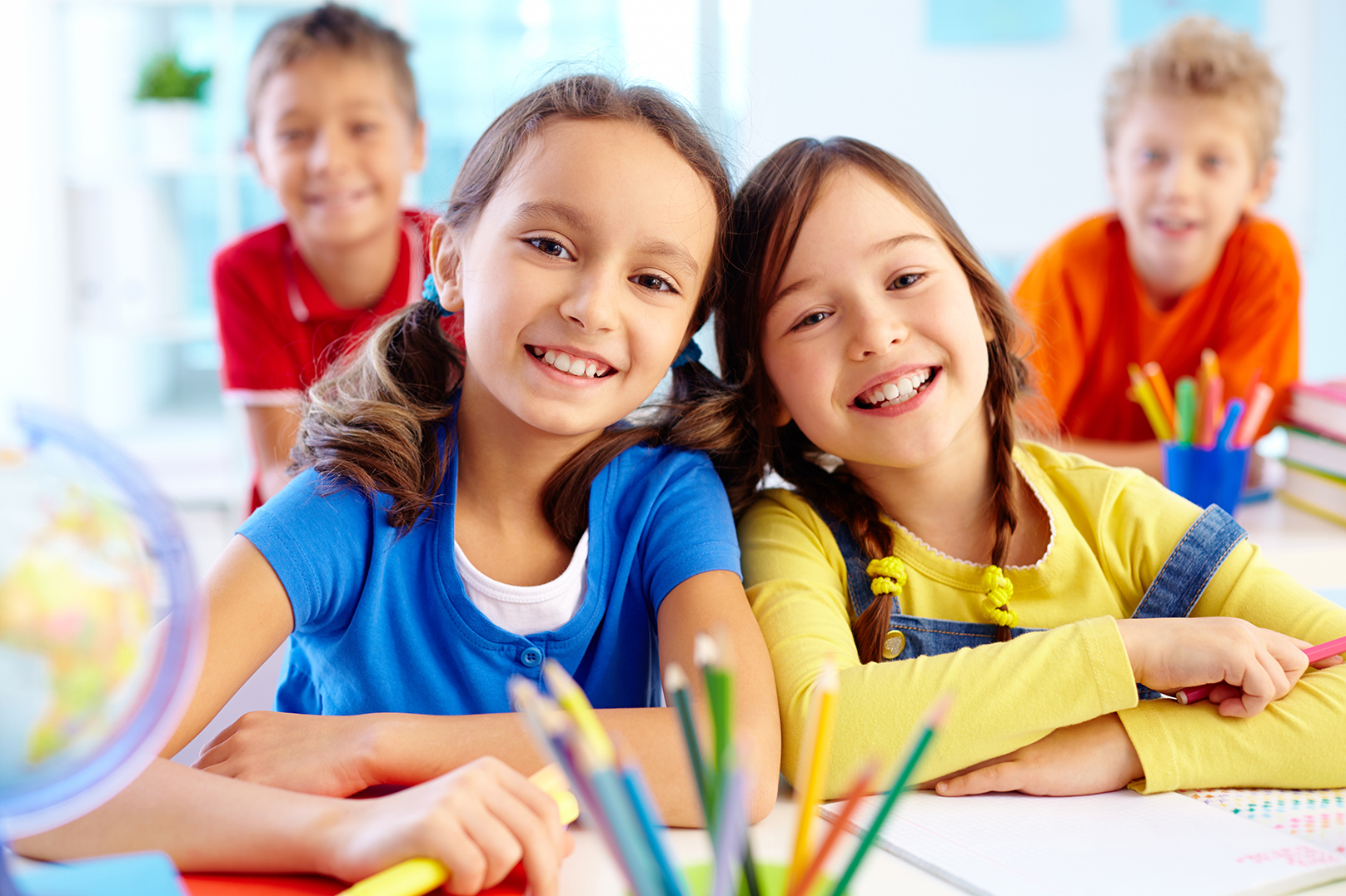 Cursuri de germana pentru copii scolari Mayflower Centre
